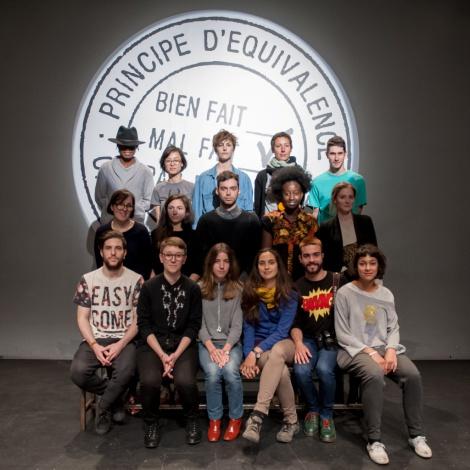 Etudiants, HEAD et ENSBA Lyon ©Ouidade Soussi Chiadmi 17/17