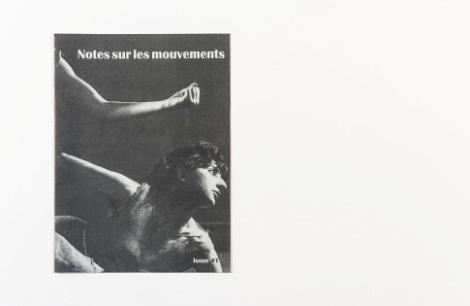 Notes sur les Mouvements #1