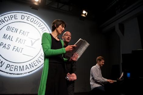 L'Opéra de Quat'Sous, par Jan Mech, Sybille Cornet, Alexey Asancheeff