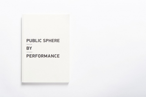Public Sphere by Performance - 1/8 - Photo Ouidade Soussi Chiadmi