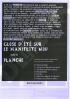Manifestes imprimés - 6/9  - recto