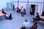 Avec Lucie Delzenne et Olivier Nourisson - 10 mai 2011 - 2/6 ©Virginie Bobin