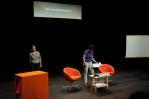 "Focus groups ""Talk Show"", mai 2011, 2/7 ©Ouidade Soussi Chiadmi"