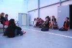 Avec Lucie Delzenne et Olivier Nourisson - 10 mai 2011 - 3/6 ©Virginie Bobin