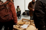 Avec Tanguy Nédélec et Denis Mariotte, 21 janvier 2012, 7/10 ©Ouidade Soussi-Chi