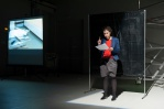 """La Chorégraphie du travail #4"", 21 mars 2014 ©Ouidade Soussi-Chiadmi 9/11"