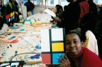 Atelier, semaine Piet Mondrian 6/7