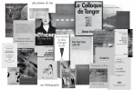 Une bibliographie / A bibliography (Franck Leibovici)