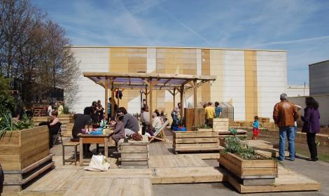 Jardinage ouvert fabrication d 39 une maison insectes - Maison a insectes fabrication ...