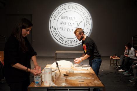Atelier, HEAD et ENSBA Lyon ©Ouidade Soussi Chiadmi 15/17