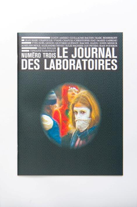 Le Journal des Laboratoires #2 (2004)