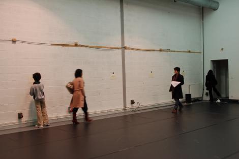 Ma première fois avec un dramaturge #2 avec Cédric Schönwald, 1er mars 2010 2/10