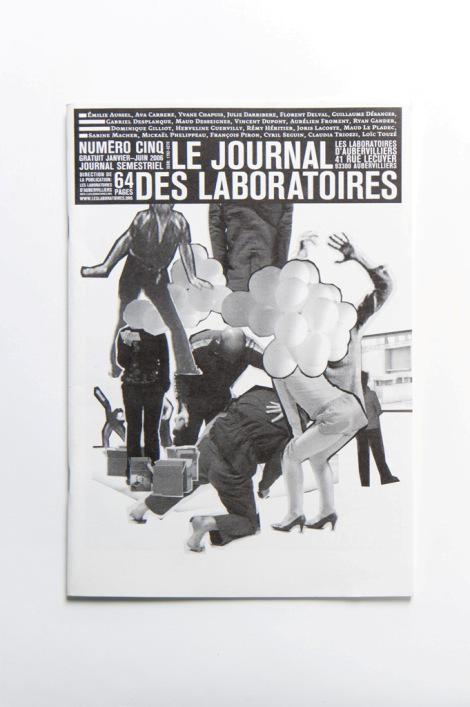 Le Journal des Laboratoires #4 (janvier 2006)
