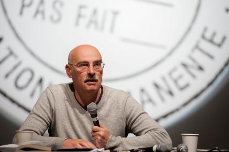 Conférence de Maurizio Lazzarato ©Ouidade Soussi Chiadmi 8/17
