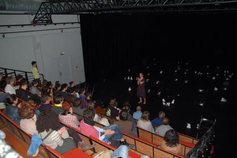Ma première fois avec un dramaturge #2 avec Cédric Schönwald, 1er mars 2010 9/10