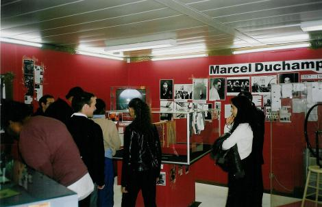 Vernissage de l'exposition Marcel Duchamp - 2/6